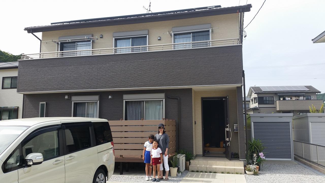 静岡県浜松市北区 M様邸 の写真