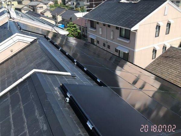 静岡県浜松市 M様邸アパート の写真