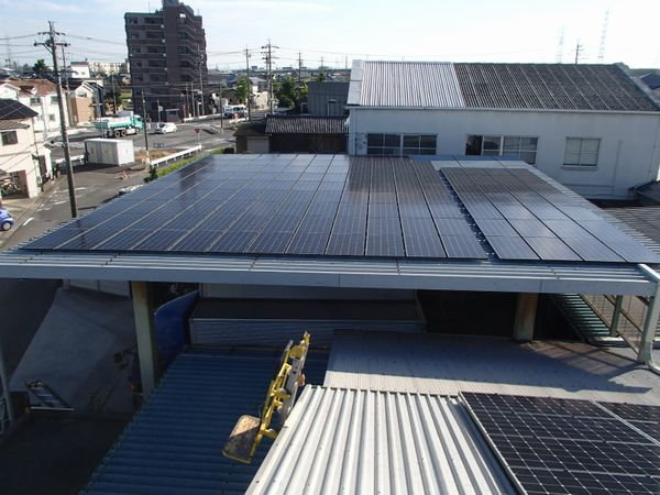 愛知県刈谷市 S工作所様 の写真