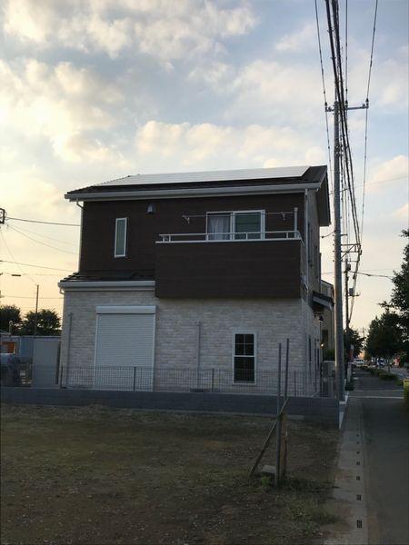 埼玉県北足立郡伊奈町 M様邸 の写真