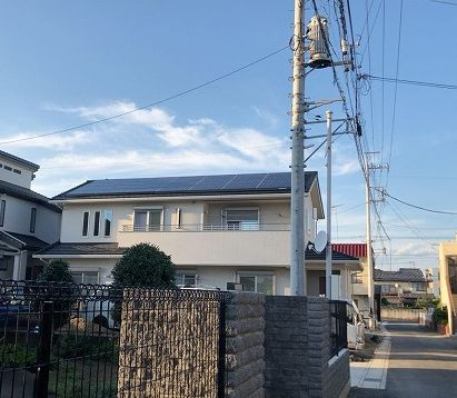 埼玉県東松山市 N様邸 の写真